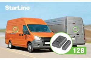 Герконовый датчик StarLine WSS-02 – теперь и для 12В авто