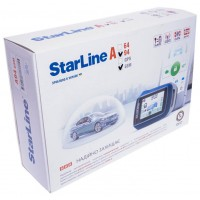 StarLine A94 2CAN/GSM Slave