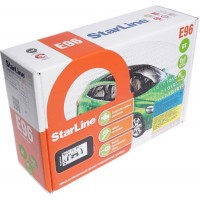 StarLine E96 V2 BT 2CAN+4LIN GSM-GPS