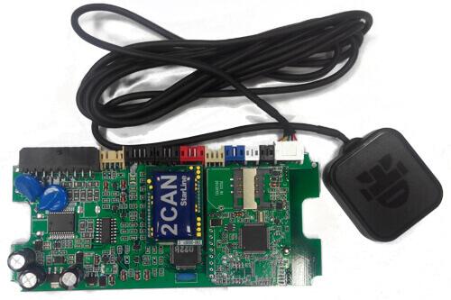 Модульность автосигнализации StarLine A94 Can