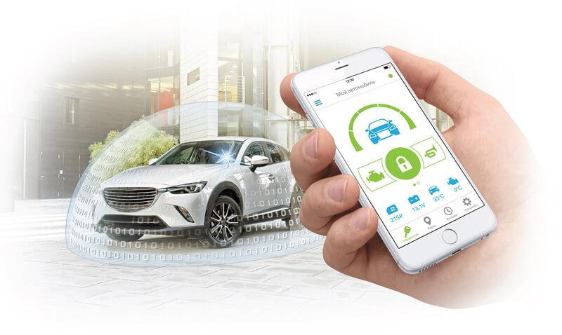 GSM и GPS модули для автосигнализации StarLine