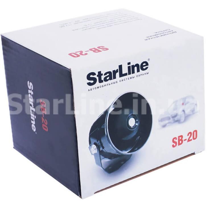 Сирена автономная StarLine SB-20