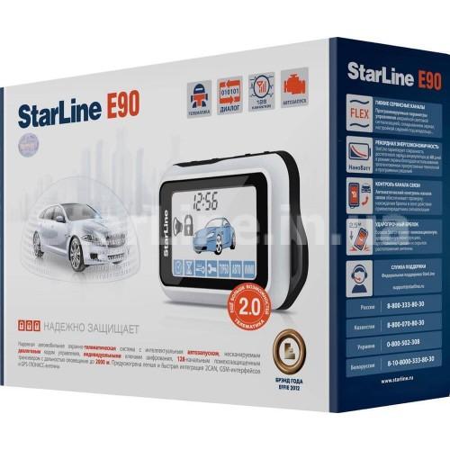 StarLine E90 GSM Slave