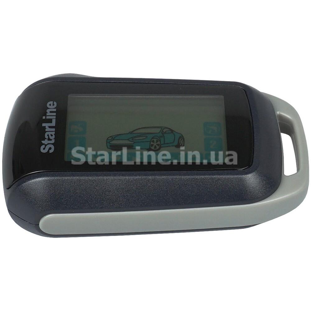 Брелок StarLine A64 Slave (c дисплеем)