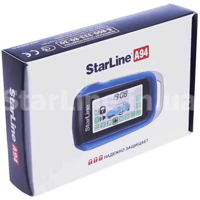 Брелок StarLine A94 Slave (з дисплеєм)