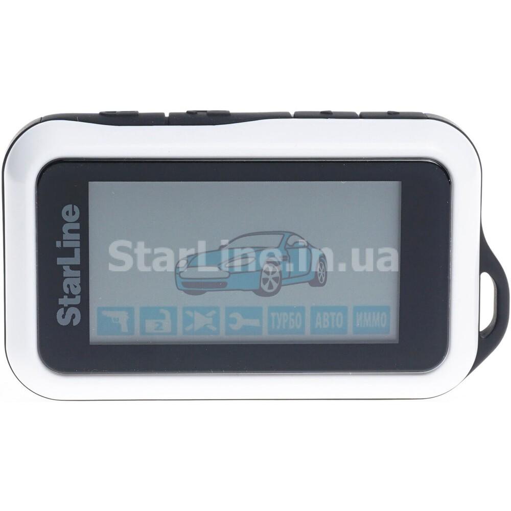 Брелок StarLine E60 (с дисплеем)