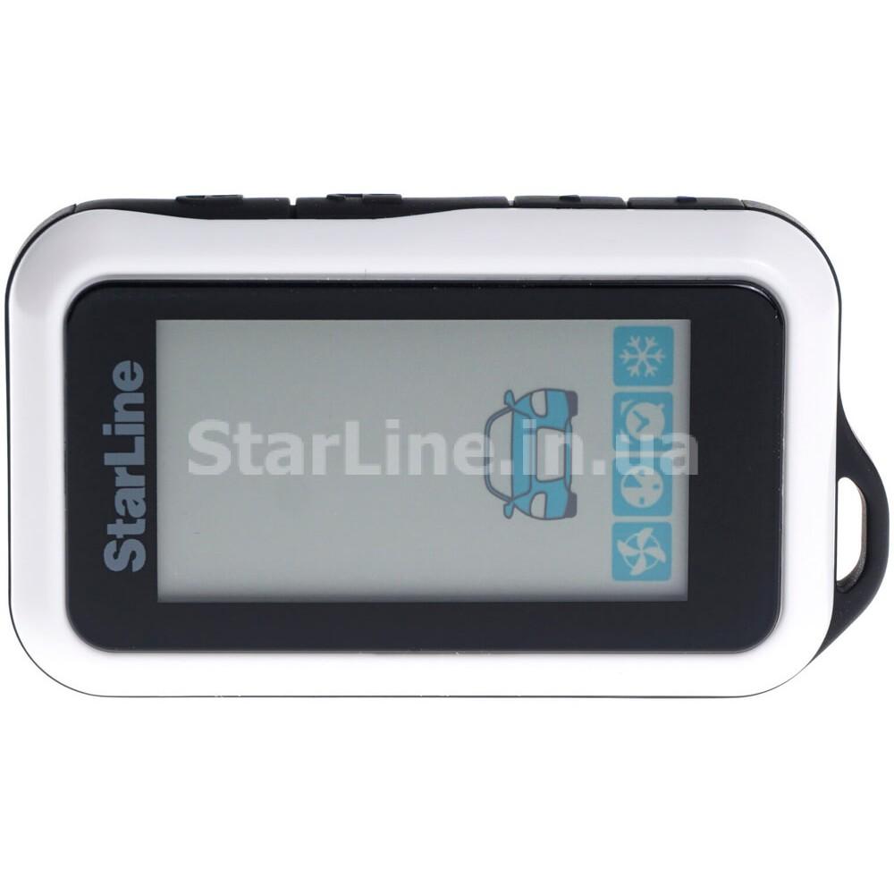 Брелок StarLine E63/E93 (с дисплеем)