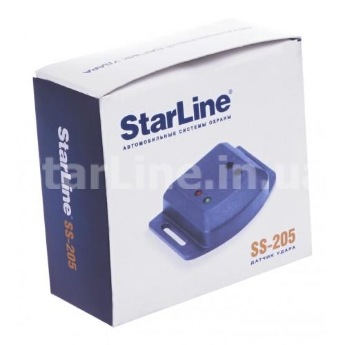 Дворівневий датчик удару StarLine SS-205