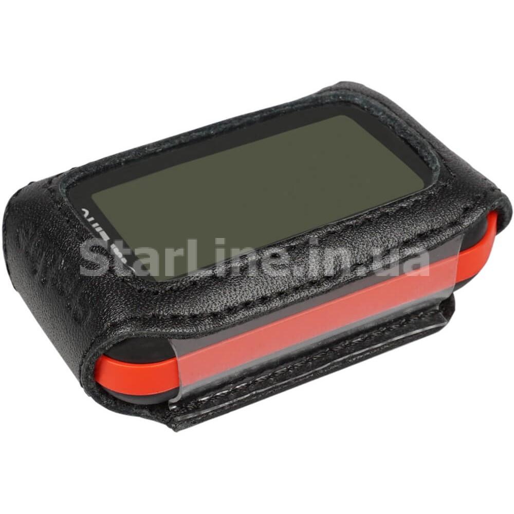 Чохол для брелока StarLine E-серії (шкіра, чорний)