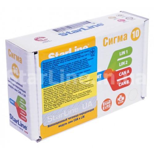 Модуль шин CAN и LIN StarLine Сигма 10