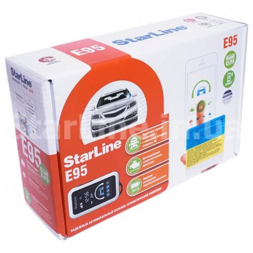StarLine E95 BT 2CAN+2LIN