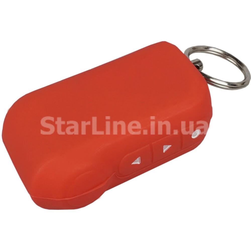 Чехол StarLine A63/A93 (силикон, красный)