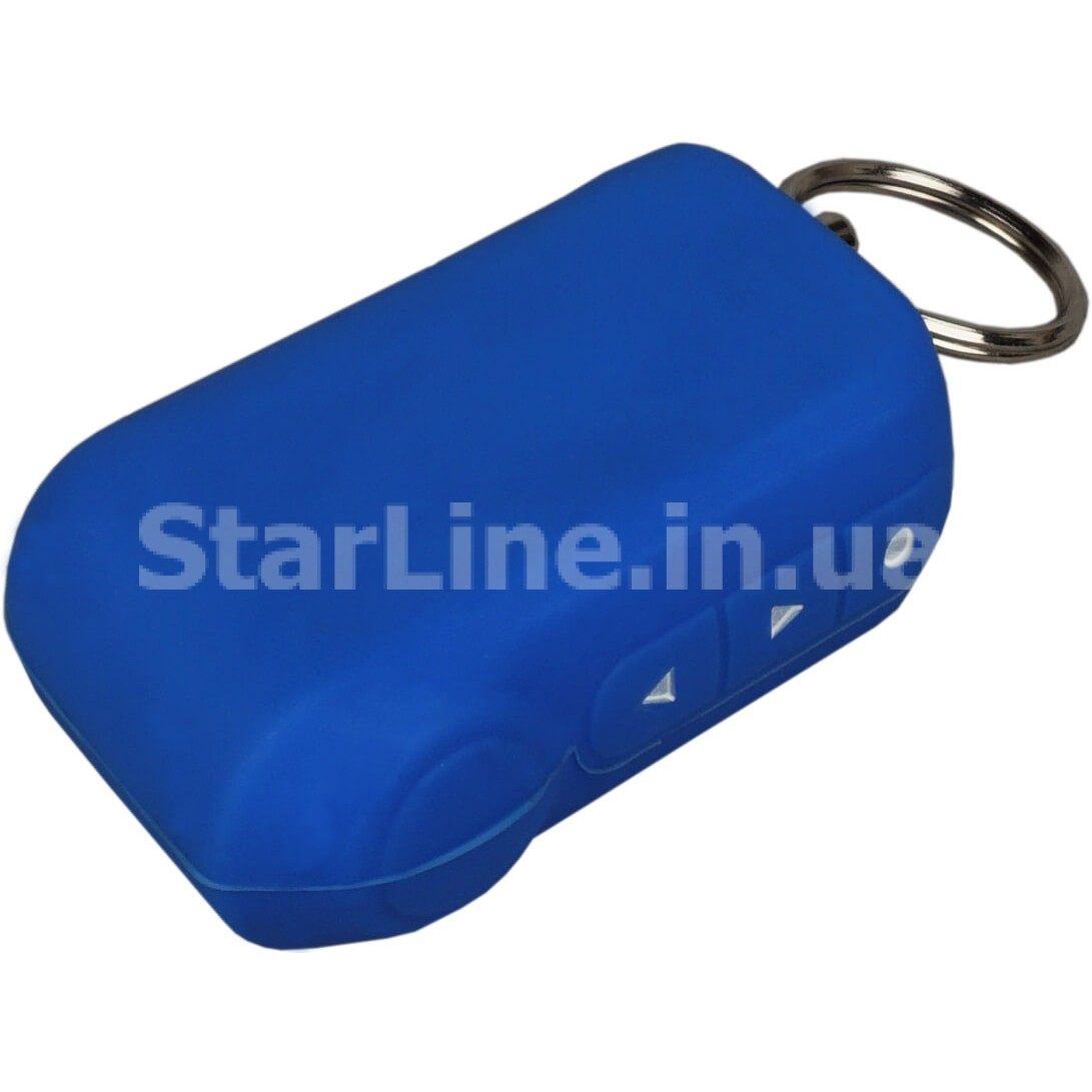 Чохол для брелока StarLine A63/A93 (силікон, синій)