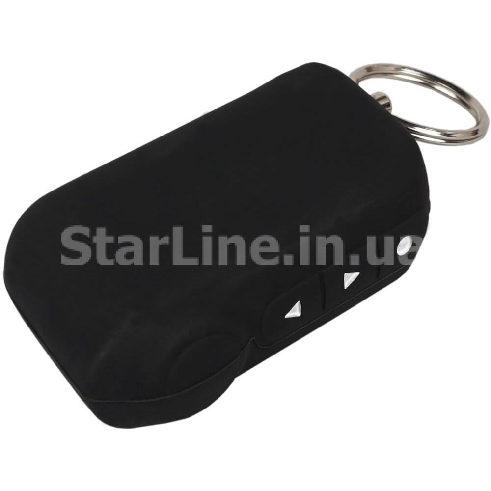 Чехол для брелока StarLine A63/A93 (силикон, черный)