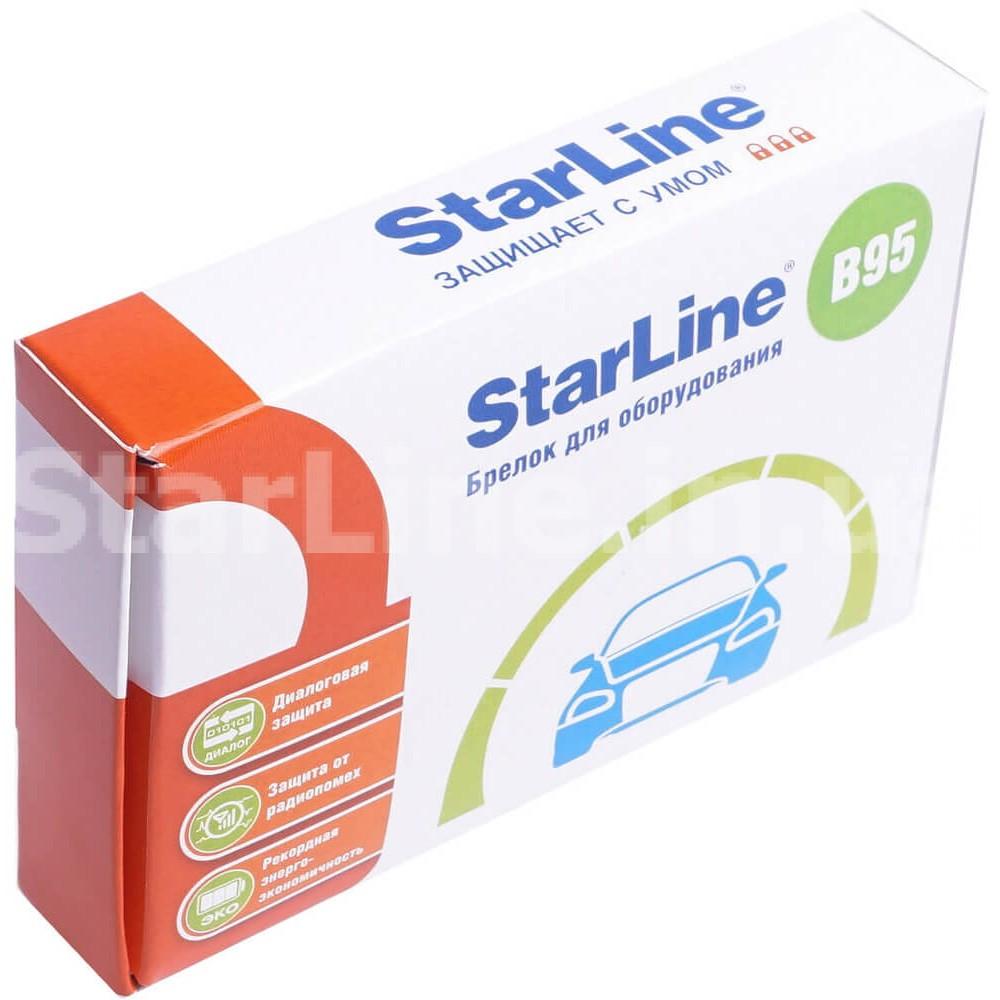 Брелок StarLine B95 (c дисплеем)