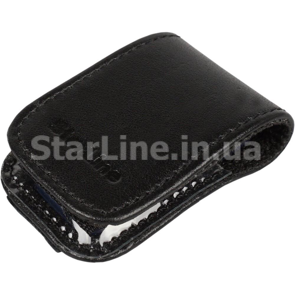 Чехол для метки StarLine (кожа, черный)