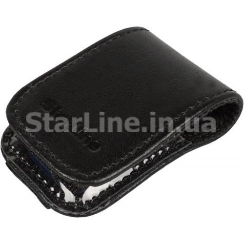 Чохол для мітки StarLine (шкіра, чорний)