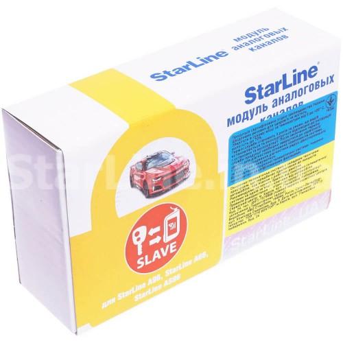 Модуль аналогових каналів StarLine Майстер 6