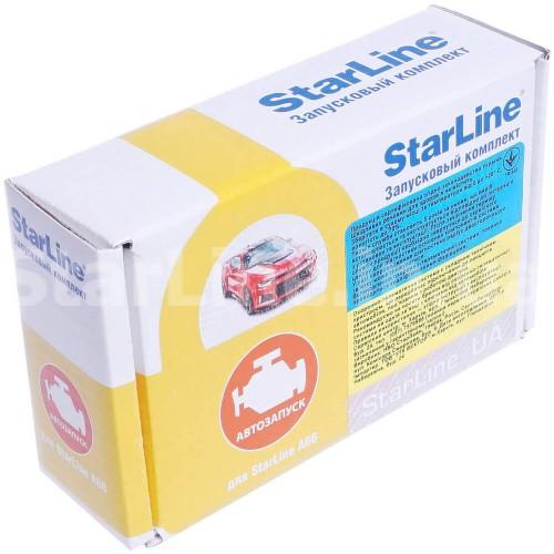 Модуль автозапуска для StarLine СТАРТ A66/E66/S66