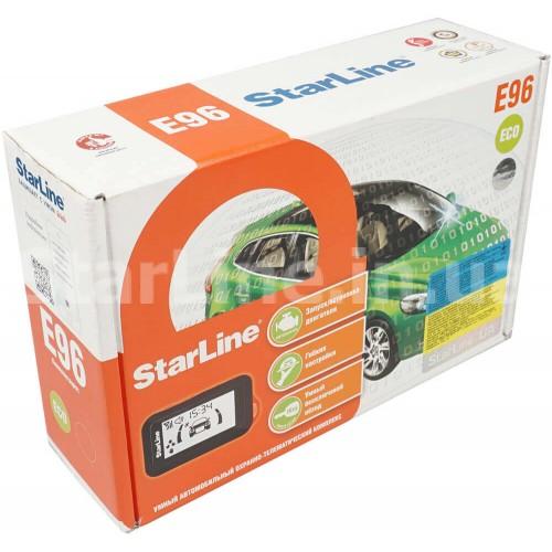 StarLine E96 2CAN+2LIN ECO