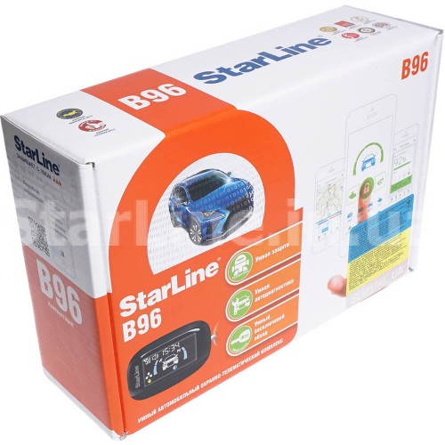 StarLine B96 2CAN+2LIN