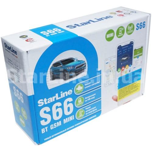 StarLine S66 BT GSM MINI