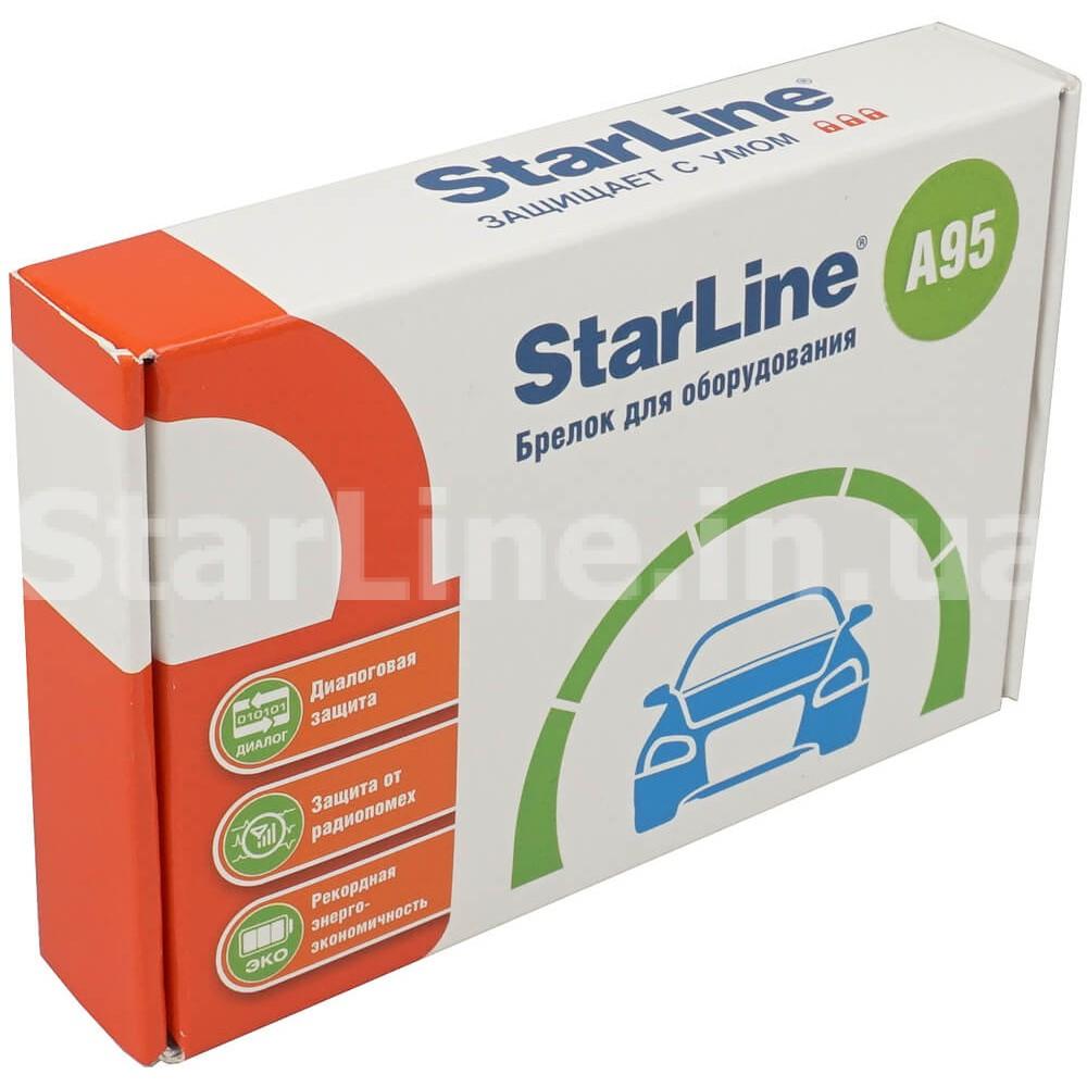 Брелок StarLine A95 (c дисплеем)