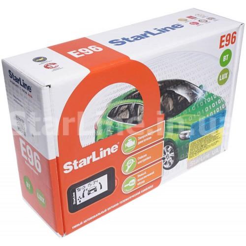 StarLine E96 ВТ 2CAN+2LIN LUX