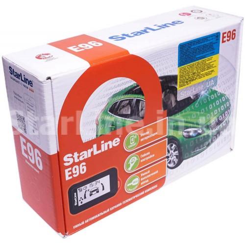 StarLine E96 ВТ PRO