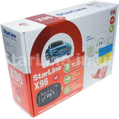 StarLine X96-SL V2 (зі встановленням)