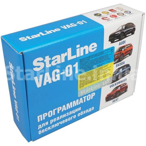 Програматор StarLine VAG-01
